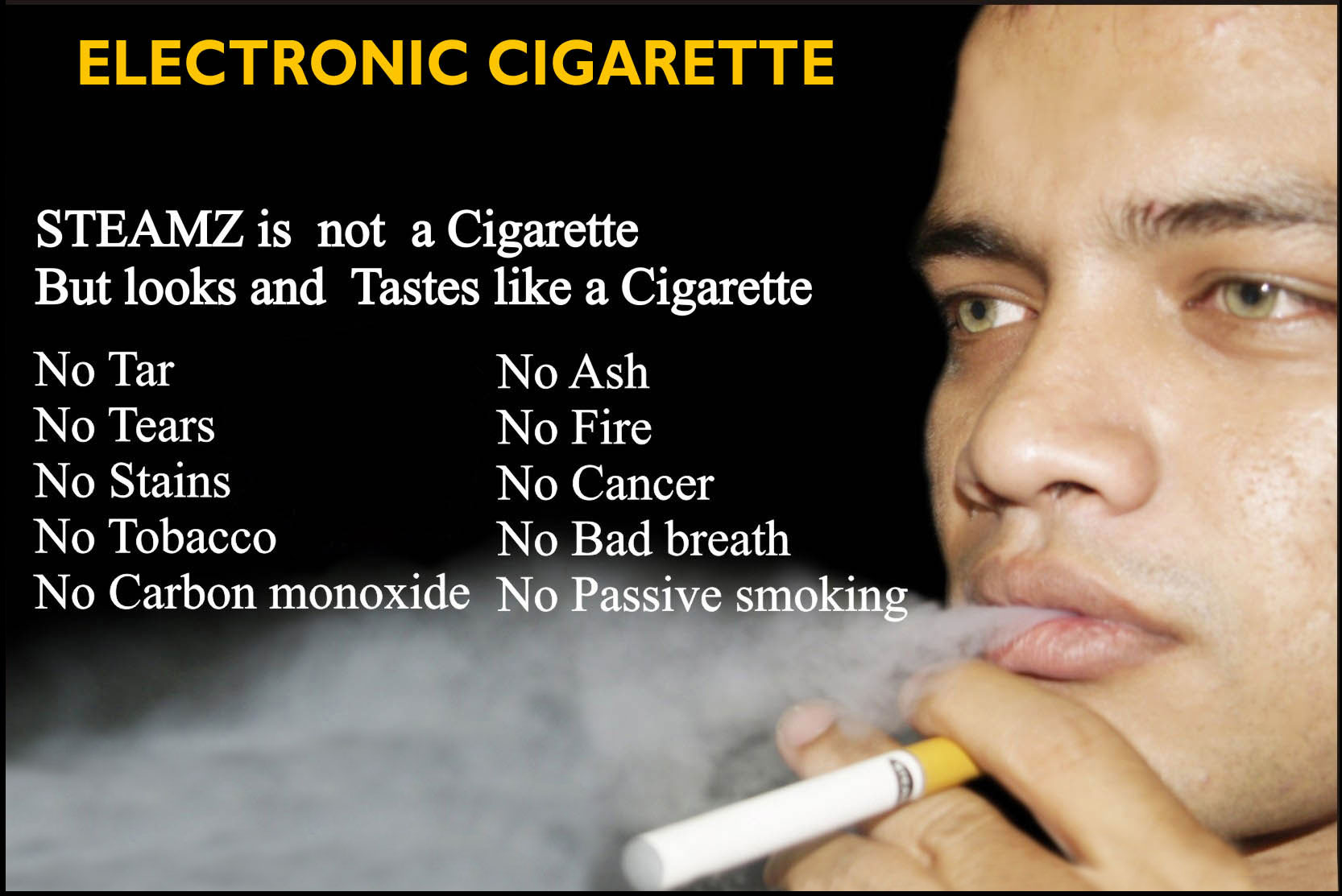 E cig liquid side effects