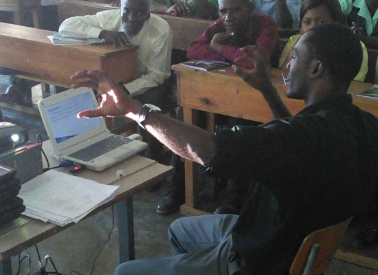 Inveneo Transforms Teaching Through Tablets in Rural Haiti