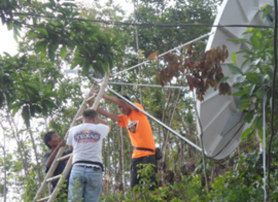 'Using technology to do good': Disaster Tech Lab