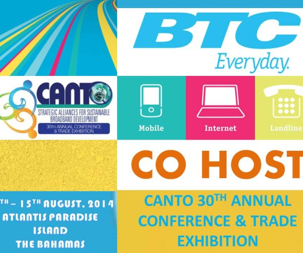 BTC, CANTO leaders look forward to a conference of 'firsts'